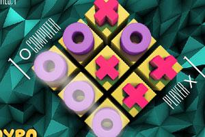 《三连棋游戏》游戏画面1