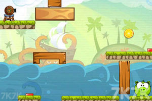 《饥饿的小猪甜甜圈》游戏画面6