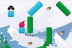 《黑企鹅去相亲》游戏画面2