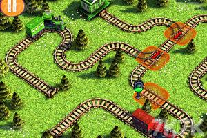 《3D小火车》截图4