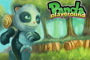 《熊猫游乐场》游戏画面1