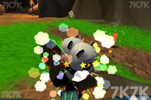 《熊猫游乐场》游戏画面2
