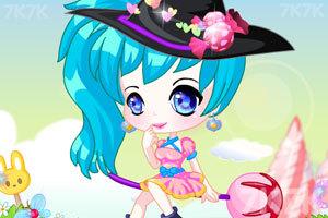 《甜美糖果精灵》游戏画面3