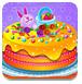 安娜宝贝的复活节蛋糕