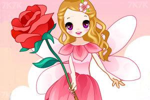 《春天的萌女孩》游戏画面1
