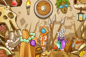 《法老王的宝藏》游戏画面1