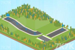 《公路通行建设》游戏画面1