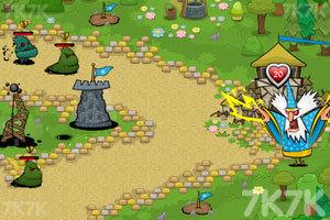 《保卫花园》游戏画面5