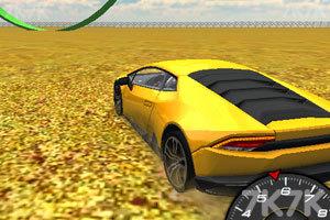 《3D特技跑车》游戏画面5
