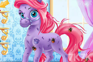 《打扮可爱的小马》游戏画面3