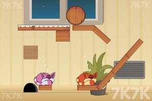 《唤醒小猫》游戏画面5