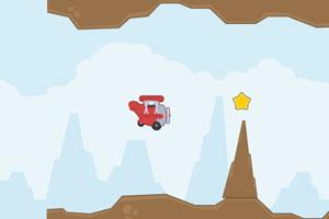 《跳跳飞机》游戏画面1