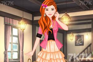 《珍妮的新发型》游戏画面5