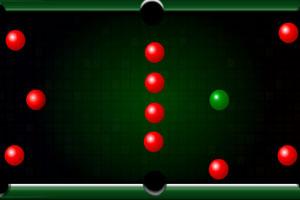 《午后桌球》游戏画面1