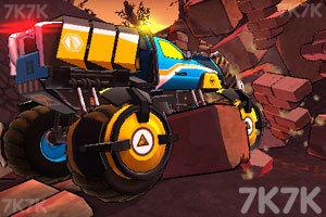 《百变大卡车》游戏画面3