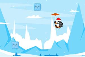 《跳跃的企鹅》游戏画面1