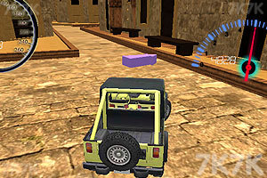 《3D吉普车停靠》游戏画面5