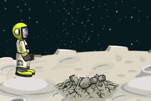 《月球漫步》游戏画面1