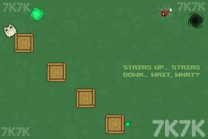 《反重力小猫》游戏画面4