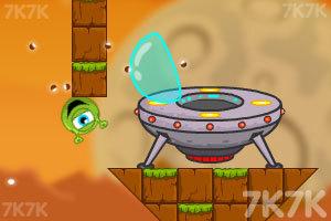 《外星小怪大逃亡》游戏画面6