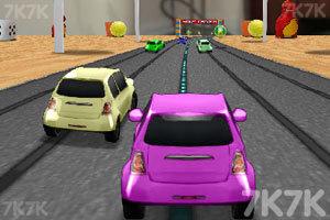 《狂热迷你小汽车》游戏画面2