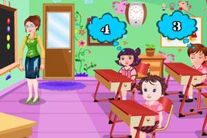 《丽丝宝贝学数字》游戏画面1