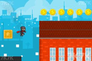《小忍者抢作业》游戏画面3
