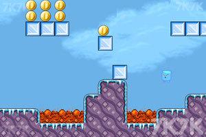 《冰块小人历险记》游戏画面2