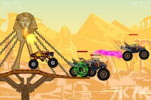 《狂野四驱车竞赛2》游戏画面3
