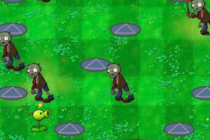 《植物大反击》游戏画面1