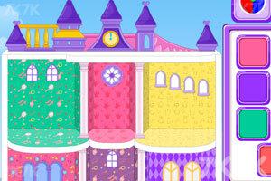 《芭比宝贝制作公主屋》截图1