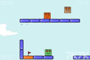 《弹跳的盒子3》游戏画面1