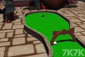 《我的世界高尔夫》游戏画面2