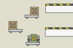 《机器人双人对战》游戏画面1