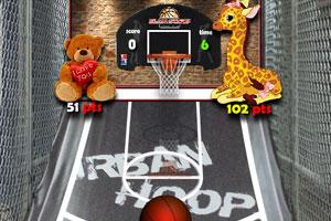 《迷你小篮球》游戏画面1