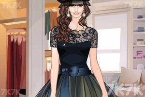 《黑色裙装》游戏画面2