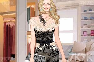 《黑色裙装》游戏画面3