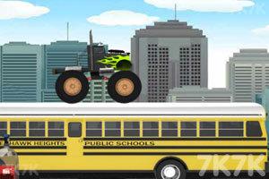 《兽性卡车赛》游戏画面2