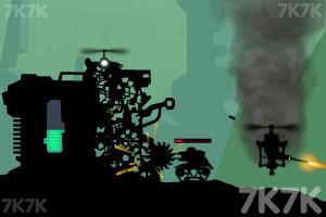 《机械入侵》游戏画面2