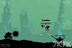 《机械入侵》游戏画面4