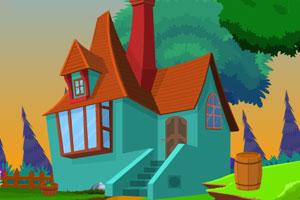 《救小鸟逃出城堡》游戏画面1