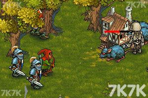 《皇城护卫队2》游戏画面1