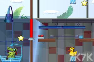 《小鳄鱼吃鸭子3》游戏画面5