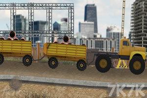 《城市货车驾驶》游戏画面2