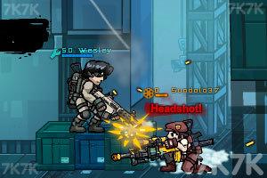 《救世英雄3无敌版》游戏画面5