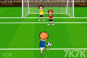 《疯狂的足球冠军》游戏画面1