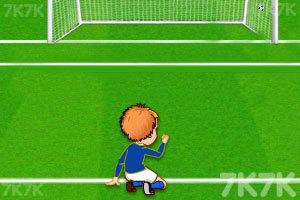 《疯狂的足球冠军》游戏画面2