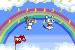 《欢喜冤家猫与狗》游戏画面1