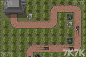 《战略防御》游戏画面1