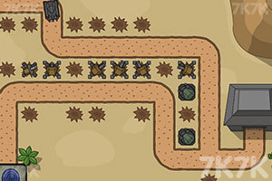 《战略防御》游戏画面2